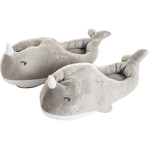 Narwhal Heated Slippers (Wireless)
