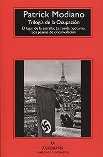 Trilogía de la ocupación par Patrick Modiano