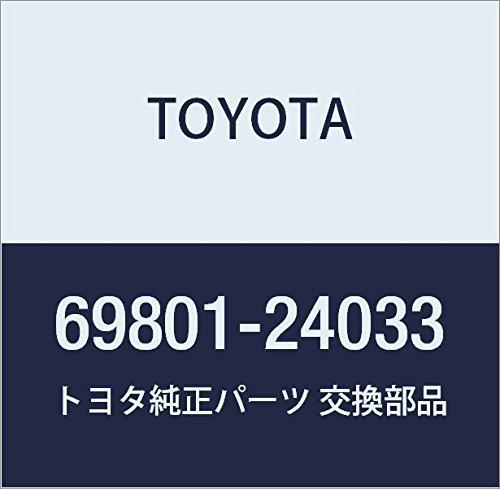 Toyota Genuine Parts 69801-24033 Front Door Window Regulator Genuine Part Window Regulator