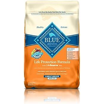 Blue Buffalo Adult Dog Food  Pound Bag