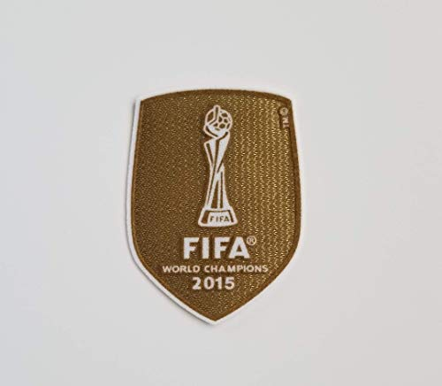 Ron Patches USWNT FIFA 2015 World Cup Champion- Soccer Jersey Patch Women Alex Morgan