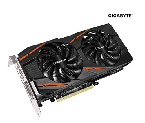 (Gigabyte 2018 Newest Radeon RX 570 DirectX 12 GV-RX57OGAMING-4GD 4GB 256-Bit GDDR5 PCI Express 3.0 x16 CrossFireX Support ATX Video Card)