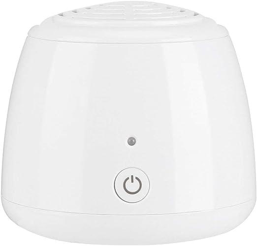Yangers Mini USB portátil Generador de ozono Purificador de Aire Ionizador Limpiador Removedor Olor Cigarrillo Olor Bacterias para refrigerador frigorífico Gabinete de Coche: Amazon.es: Hogar