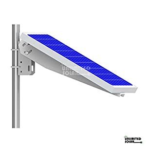 Solar-Panel-Single-Arm-Universal-Pole-wall-Mounting-Kit
