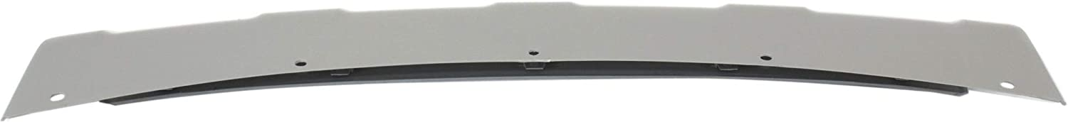 2011-2016 JOURNEY FWD Front Bumper Cover Trim Lower Silver Molding NEW