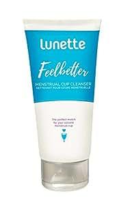 Lunette Feelbetter Menstrual Cup Cleanser,5 fl oz