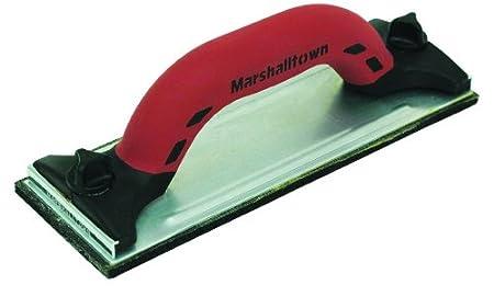 Marshalltown 20 Hand Sander 20D Builders and Contractors Tools Hand Tools Plasterers - Dry Lining Tools Pole Sanders
