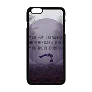 HGKDL Dropped dead man Cell Phone Case for Iphone 6 Plus