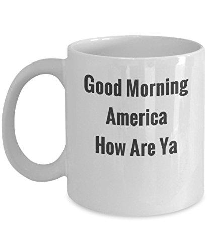 good morning america mug - 7