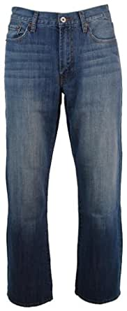 Lucky Brand Men's 181 Relaxed Fit Straight Leg Jeans - 32W x 30L
