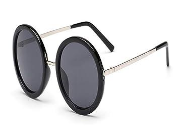 XCTY Gafas De Sol Gafas De Sol Redondas para Mujer Vintage ...