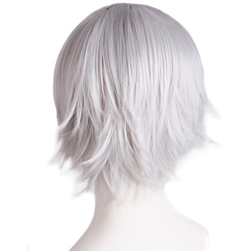 FORUU Wigs, 2019 Valentine's Day Surprise Best Gift For Girlfriend Lover Wife Party Under 5 Free delivery Graduated Color Cosplay Wig Start Life In Another World Costume Play Halloween B