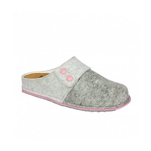 Scholl Women's Court Shoes gray 38 Gray jL8QSjUF