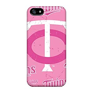 Cute High Quality Iphone 5/5s Minnesota Twins Case