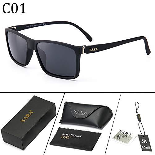 nbsp;Gafas Hombre de Libre de sunglasses nbsp; Mjia D nbsp;Sol Gafas nbsp; Espejo Sol de polarizadas Sol Gafas Aire C nbsp;al Gafas Deportivas zaqtT6