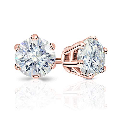 these could pass for real diamond earrings
