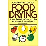 Garden Way's Guide to Food Drying, Phyllis Hobson, 0882661558