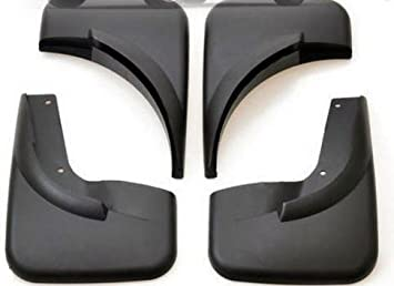 4pcs Kit Mud Flaps Splash Guard fit For VW Volkswagen Jetta 2010 2011 Mudguards