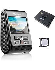 VIOFO A119 V3 2560 x 1600P Quad HD+ Dash Camera with GPS Logger and CPL 2020 Edition