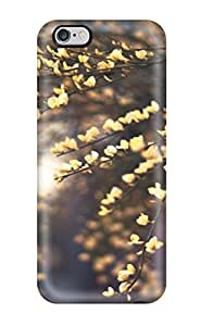 Defender Case For Iphone 6 Plus, Blossom Earth Nature Blossom Pattern