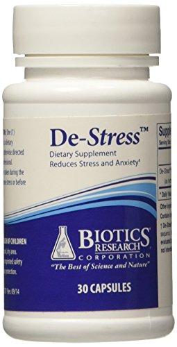 Biotics Research - De-Stress - 30 Capsules