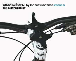 Soporte para bicicleta para Survivor Case de Griffin para iPhone 5