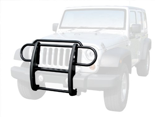 Truck Brush Guards - 8