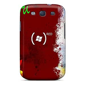 XDb7958PAnX Case Cover For Galaxy S3/ Awesome Phone Case
