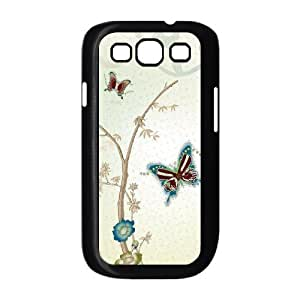 Butterfly Custom Case for Samsung Galaxy S3 I9300,personalized Butterfly Phone Case
