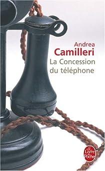 La Concession du téléphone par Camilleri