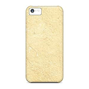 Awesome Design Sandy Wall Texture Hard Case Cover For Iphone 5c