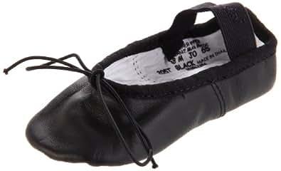 Capezio Daisy 205 Ballet Shoe (Toddler/Little Kid),Black,10 M US Little Kid