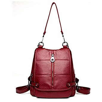 Backpack Mochila Feminina Mochilas Women Bag School Bags Genuine Leather Backpacks Travel Bagpack Mochilas Mujer 2017