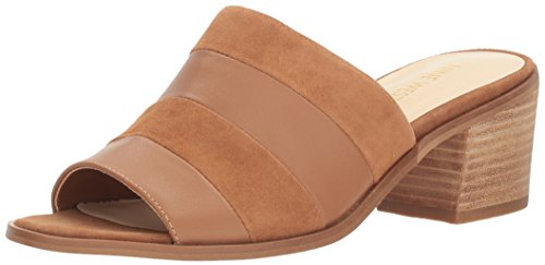 West Women's Natural Suede Nine Rouse Mule Dark SFyqwcUga