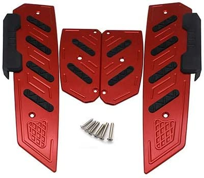 Color : Gold NO LOGO Motorcycle CNC Footrest Footpad Pedal Plate Pads Fit For Honda Forza300 MF13 FORZA 300 125 250 2018-2020 Accessory