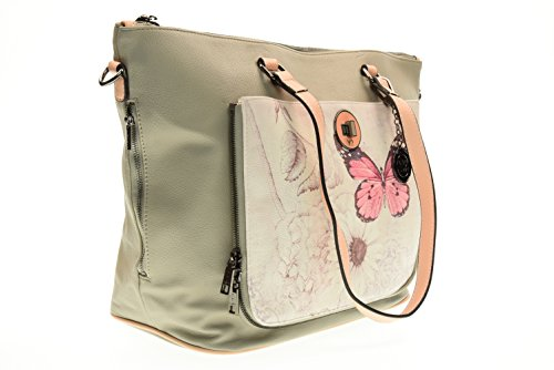 Y NOT? donna shopping R004 TAU-R Taupe