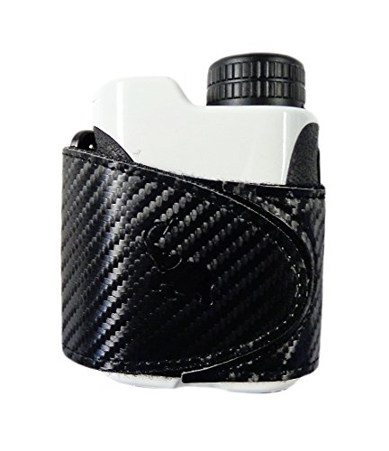 2016-Monument-Golfer-Stick-It-Magnetic-Rangefinder-Strap-Carbon-Fiber-Black