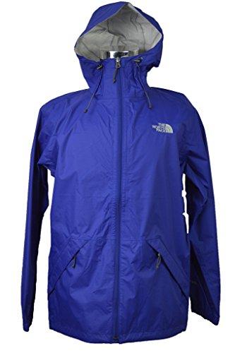 7befe9974 The North Face Bakossi Mens Hyvent 2.5L Rain Jacket Small Bolt Blue ...