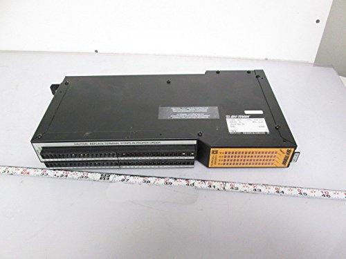 Square D 8030 RIM-731 Ser. A1 Rev. 1.00 64 Channel Input Module 5VDC 0.6A