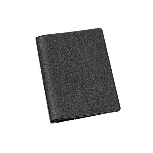 Veloflex 3259590 Ausweishülle Silver, 2 Karten und 1 KFZ Schein, schwarz