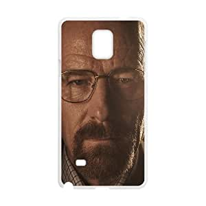 Samsung Galaxy Note 4 Cell Phone Case White ha28 amc breaking bad film face Tjqik