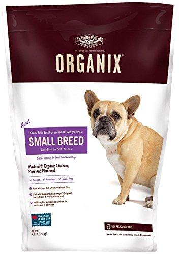CASTOR & POLLUX DOG FOOD DRY GRN FREE SMB, 4.25 LB