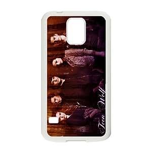 FOR Samsung Galaxy S5 -(DXJ PHONE CASE)-TV Show Teen Wolf-PATTERN 10