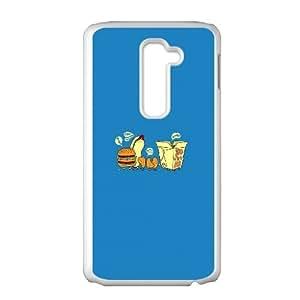 LG G2 Cell Phone Case White_Food Sounds Tghuv