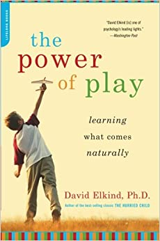 Book The Power of Play: Learning What Comes Naturally