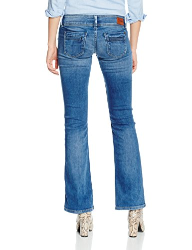 Pepe Jeans Pimlico, Vaqueros para Mujer Azul (Denim 000-Z36)