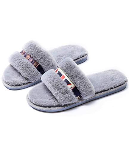 Felpa Zapatillas algod de Shenhai oto de o Zapatillas de qHww1EY