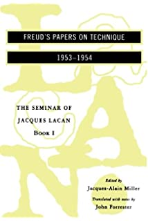 Introduction to the reading of lacan the unconscious structured the seminar of jacques lacan book 1 freuds papers on technique 1953 fandeluxe Gallery