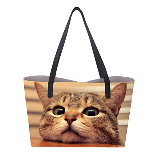 Cat Borsa a donna mano Showudesigns Large xOXgqXw