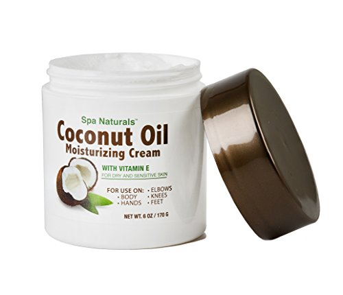 Spa Naturals Coconut Moisturizing Cream product image